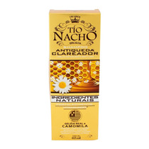 3 Shampoo Antiqueda Clareador Tio Nacho 415ml