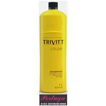 Shampoo Trivitt Color - 1 Litro Itallian Hairtech
