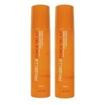 Shampoo E Condicionador Force Relax Probelle.rev.aut. Carlos