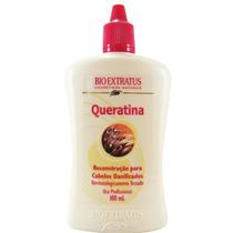 Bioextratus Queratina Reconstrução Cabelos Danificados 100ml
