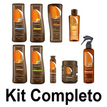 Bioextratus Queravit Cabelos Danificados Kit Completo 09 Un.