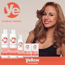 Kit Extreme Therapy Yellow Da Alfaparf Cabelos Danificados
