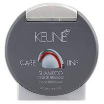 Keune Color Brillianz Shampoo 250ml Amk Cosméticos