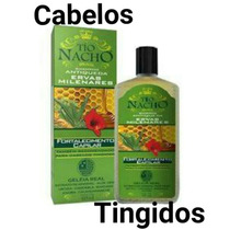 Shampoo Tío Nacho Ervas Milenares Fortalecimento Capilar