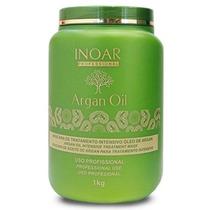 Inoar Máscara Tratamento Intensivo Argan Oil 1kg
