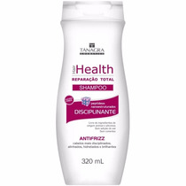 Shampoo Hair Health Reparação Total Disciplinante 320ml