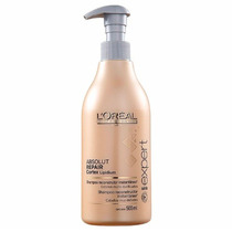 Loréal Absolut Repair Shampoo Profissional 500ml