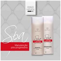 Spa Anna Haven Manutenção (shampoo + Condicionador)