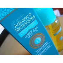 Tratamento Cabelo Nutritivo Óleo Argan Advance Avon