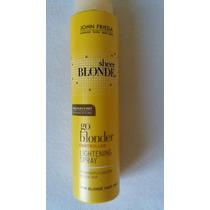John Frieda Sheer Blonde Go Blonder - Clareador De Cabelo