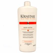 Kerastase Nutritive Bain Stain Nº2 Masquintense Shampoo 1l +