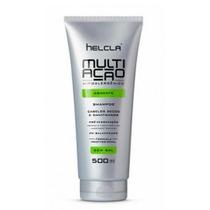 Shampoo Helcla Multiacao 500ml. Abacate - Pronta Entrega!