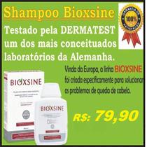 Shampoo Bioxsine Anti Queda E Faz Nascer Cabelos (importado)