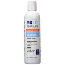 Shampoo Para Psoríase Mg 217 Alcatrão De Carvão Ativo 236ml