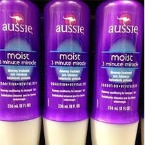 Aussie 3 Minutes Miracle Moist 236ml 3 Pcs