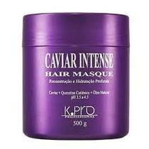 Mascara Caviar Color 500g - Kpro Cosméticos