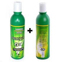 Kit Shampoo E Condicionador Crece Pelo Boé 370ml Crecepelo