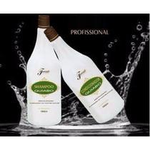 Shampoo E Condicionador De Quiabo 1litro - Fascino
