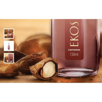 Desodorante Colônia Frescor De Castanha Ekos - 150ml