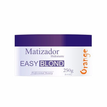Orange Matizador Easy Blond Loiros E Grisalhos 250g