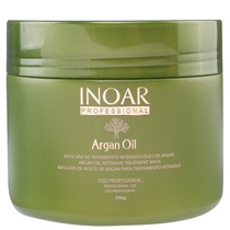 Inoar - Argan Oil - Máscara Tratamento Intensivo - 500ml