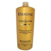 Shampoo Kérastase Elixir Ultime 1 Litro Lavatório