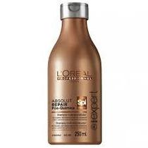 Shampoo Loreal Absolut Repair Pós Química Spirulin 250ml