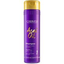 Shampoo Reconstrutor Açaí Therapy Blonde Restoring Cadiveu