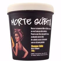 Shampoo Esfoliante Morte Súbita 250g Lola Cosmetics