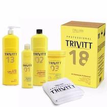 Trivitt Profissional - Kit Cauterização Gloss Hidra Cauter