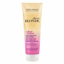 Condicionador John Frieda Sheer Blonde Ou Brilliant Brunette