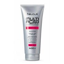 Shampoo Helcla Multiacao 500ml. Queratina - Pronta Entrega!