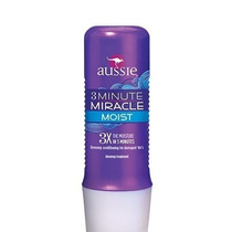 Aussie 3 Minute Miracle Moist Mascara Tratamento Original