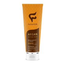 12 Unid - Shampoo Condicionador Argan Active Hair Fashion