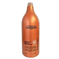 Loreal Absolut Repair Pós Química Shampoo Spirulin 1500ml