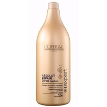 Loréal Absolut Repair Shampoo Profissional Original 1500ml