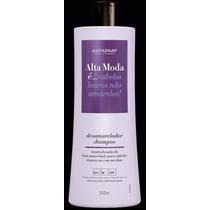Alfaparf Alta Moda Desamarelador Shampoo 300ml Lançamento!