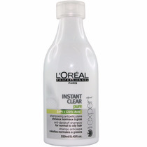 Shampoo Loreal Instant Clear Profissional Scalp Care 250ml