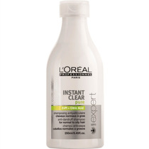 Loreal Instant Clear Pure Shampoo - 250ml