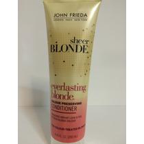Condicionador John Frieda Sheer Blonde Original Eua