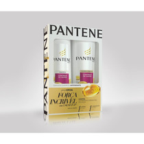 Pantene Controle De Queda Shampoo E Condicionador 400ml