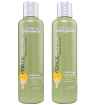 Loreal Profissional Nutri Control Force Relax Kit Duo
