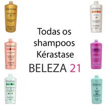Kerastase Shampoo Bain Satin, Forc 1000ml - Todas As Linhas