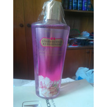 Victorias Secret Sabonete Liquido 250ml -morango E Champagne