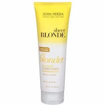 John Frieda Condicionador Sheer Blonde Go Blonder Lightening