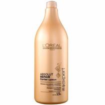 Shampoo Loréal Absolut Repair Cortex 1,5l + Frete Gratis 12x