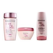 Kérastase Cristalliste Kit Shampoo 250 + Cond 200 + Másc 200
