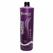 Shampoo Nutritivo Hydrativit Ocean Hair 1l Hidratação S/ Sal