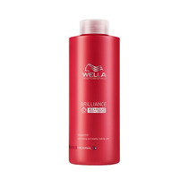 Wella Brilliance Shampoo Protetor Da Cor 1000ml