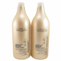 Loréal Absolut Repair Cortex Lipidium Shampoo- Condicionador